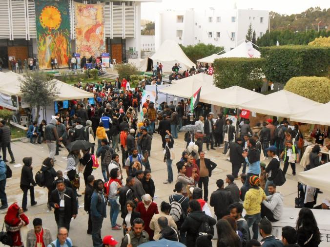 WSF 2015 - Tunis