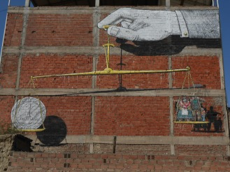 Mural - Cochabamba