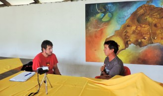 Intervista a Leviante Araki