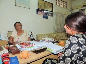 Jaya Arunachalam - WWF founder and president